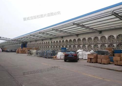 侧墙排风:宁波奥克斯空调