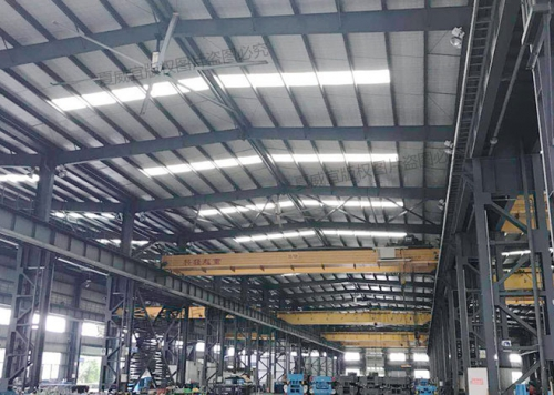 工业大吊扇:大型装配车间通风