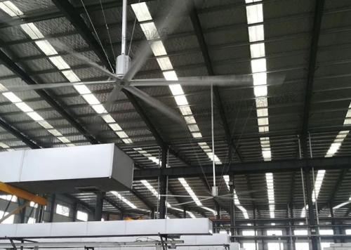采用何种方法能够实现工业大风扇的节能?