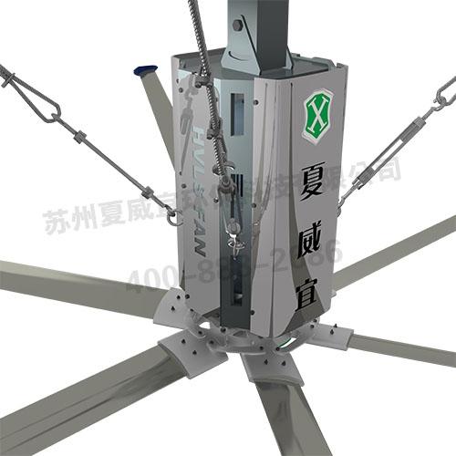 工业风扇具备哪些功能